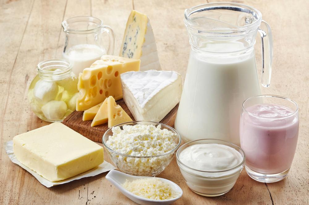 子宮筋腫によくない食品「乳製品」