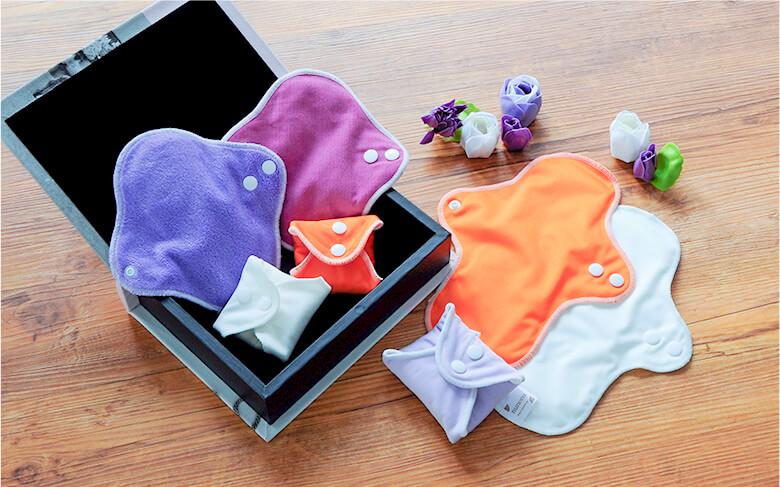 子宮筋腫を悪化させないために布ナプキンに変えよう