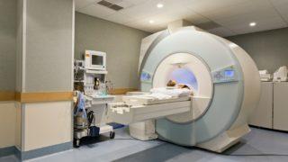 UAE後のMRI検査